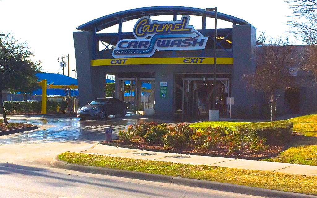 Carmel Car Wash Richardson Tx